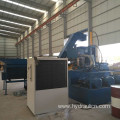 Automatic Steel Chips Briquetting Press Machine For Smelting