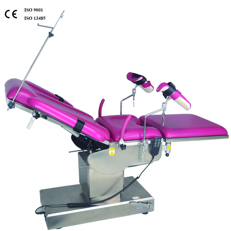 High Quality Electric Childbirth Delivery Table