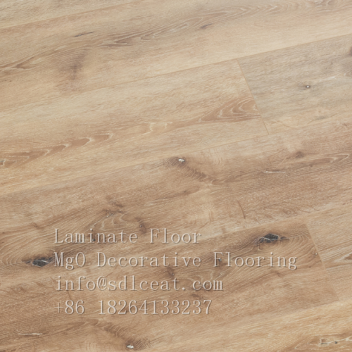 Waterproof Quick Clip Rigid Laminate Flooring for Residential and Commercial