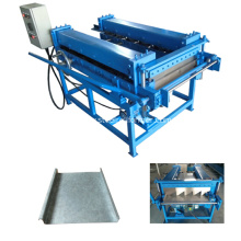 portable metal roofing machine