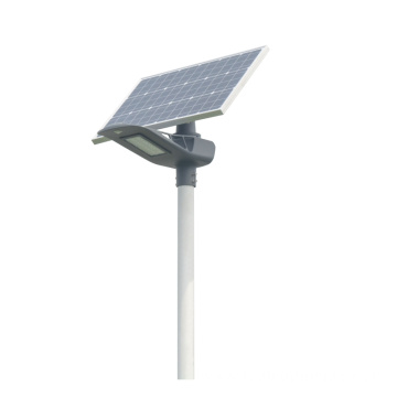 Mochine o mocha oa seterateng Solar street light lithium battery