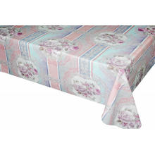 Elegant Tablecloth with Non woven backing Metre Round
