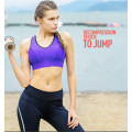 Custom Sublimation Printing Padded Sports Bra