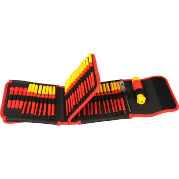 VDE 50pcs  exchange  Screwdriver set