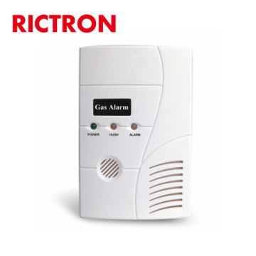 Multi function gas alarm