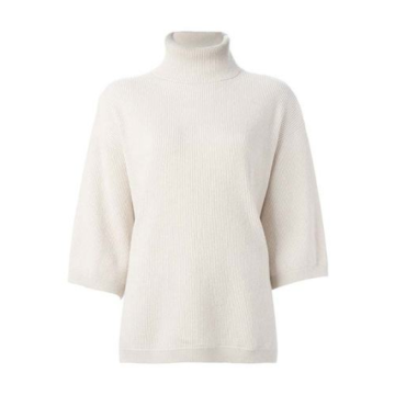 New Designs Turtleneck Knit Pullover Sweater
