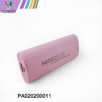 New year Gift Portable Mobile Phone power bank Charger 5600 mAh