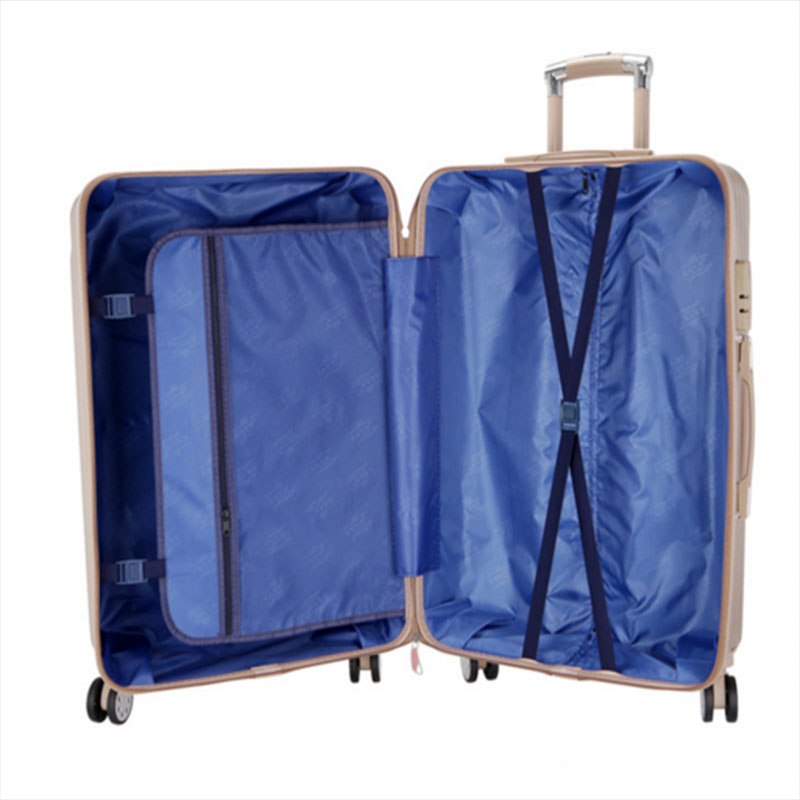 High grade lining luggage