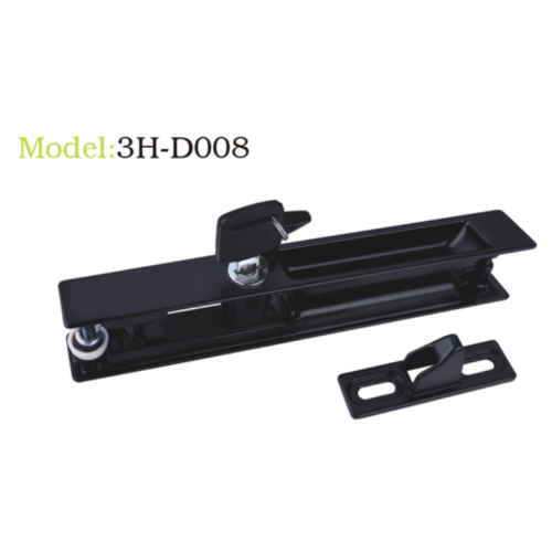 FLUSH SLIDING PATIO ALUMINIUM DOOR LOCK
