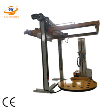 Factory Price In-line Pallet Film Wrapping Machine