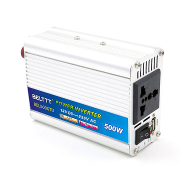 500W Small Size Inverter with USB Ports