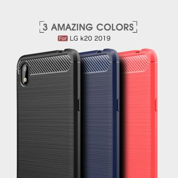 Flexible Soft TPU Scratch Resistant for LG K20