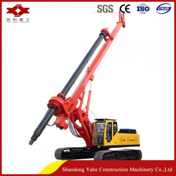 DR-150 piling rig screw piles for sale