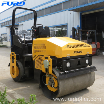 Pneumatic Tire Combined Hydraulic Vibratory Road Roller