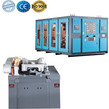 power efficiency aluminium melting furnace equipment