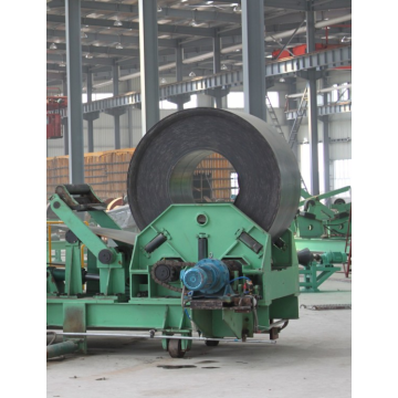 welded pipe mill