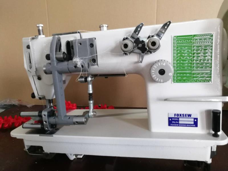 Multi-Purpose Pleating (Ruffling) Machine FX400