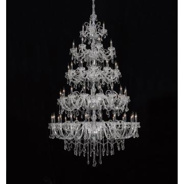 Luxury Hotel Lobby Project Gorgeous Crystal Chandelier