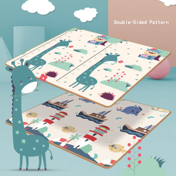 High Quality Baby Play Mat Puzzle Mat Educational Children's Carpet In The Nursery Climbing Pad Kids Rug Activitys Games Toys