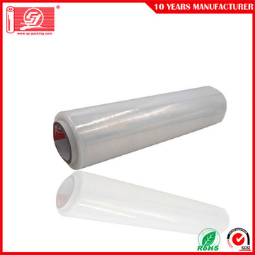 500mm*2kgs*23mic Clear Polyethylene Stretch Film