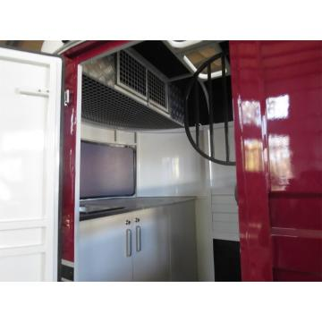 2 Horse Float Extended with Front Kitchen
