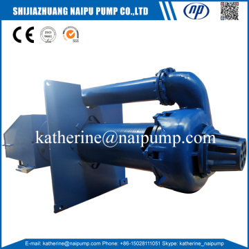 250TV-SP Wear Resistant Metal Sump Pump for Slurry