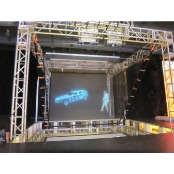 Large size Holographic Stage