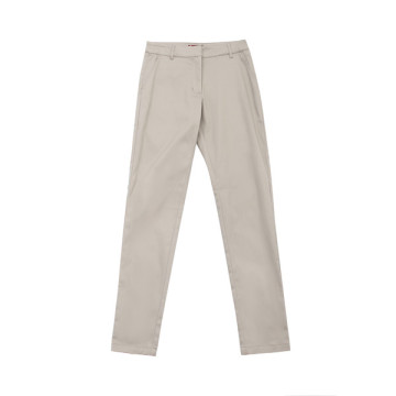 Ladies Woven Full Length Trousers