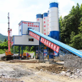 Best quality high performance 90m3/h concrete batching plant