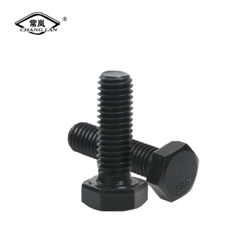 Outer hexagon bolts class 8.8 DIN933