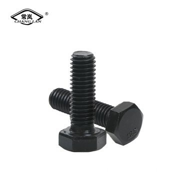custom extra-large fastener bolt DIN933