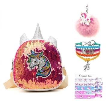 SEQUIN EMBROIDERY UNICORN SET-0