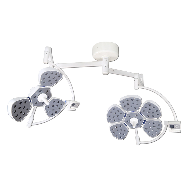 Hospital flower shape led ceiling surgical lamp
