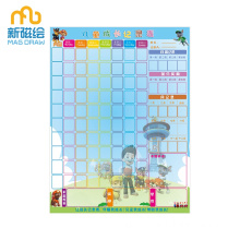 Magnetic Dry Erase Child Chore Belohnungstabelle