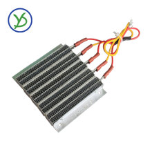 36V 1000W PTC ceramic air heater conductive type constant temperature ceramic aluminum