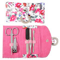 5Pcs PU Case Promotional Manicure Set