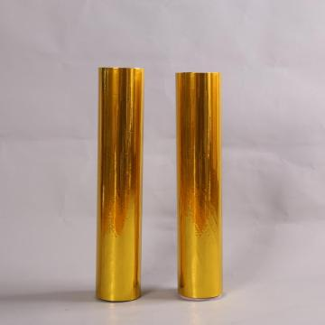 Gold Aluminized Mylar PET Film