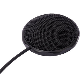 USB Microphone Omnidirectional Conference Speakerphone Portable 360° Voice Pickup for Office Computer Laptop Voice Microphone