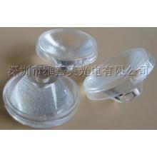 led lens 35.8mm Marble grain Led reflector lens , power 1W 3W lenses,LED Optical lens