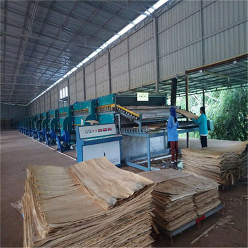 Core Veneer Dryer For Plywood Production Line