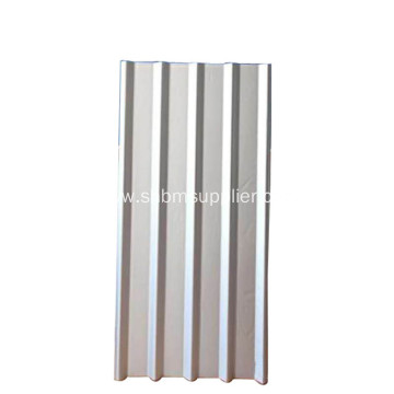 Fire-retardant Harmless Heat-insulating MgO Roofing Sheets
