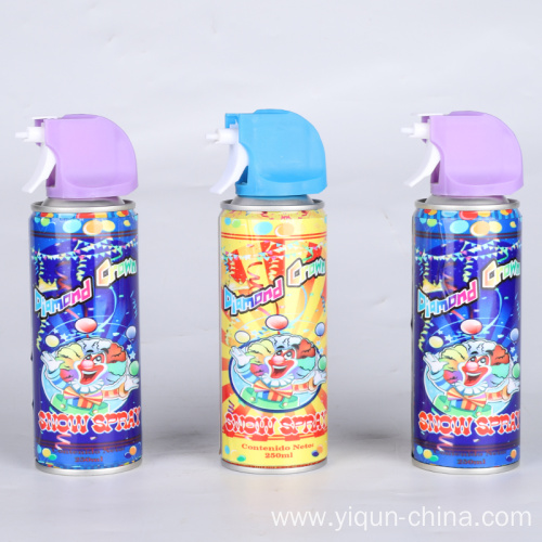 party favors party snow spray wholesale