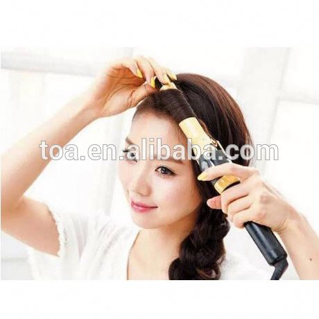 Healcier Magic Hair-Straighter and Curler for Tools