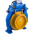 Low Noise and No Pollution Gearless Traction Machine
