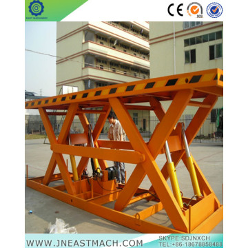 20t Logistics Company Truck Car Cargo Lift
