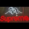 SUPREME LED NEON SIGN