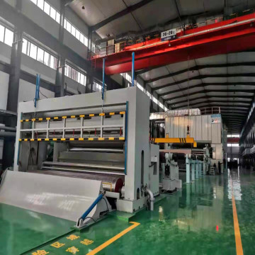 Paper Slit and Rwind Machine For Paper Making