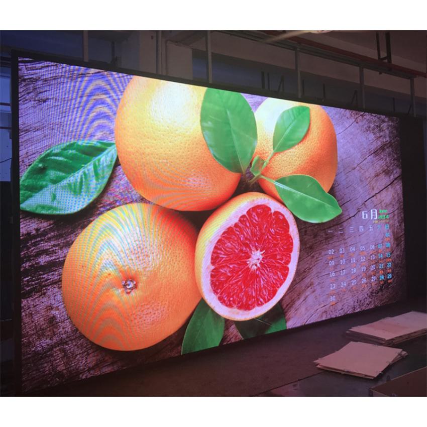 64x32 LED sign RGB P4 led module video wall P2.5 P3 P4 P5 P6 P8 P10 256x128mm indoor screen full color display