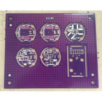 4 layer HDI with Muti-design PCB