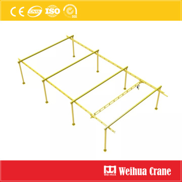 Workshop Light Suspension Crane